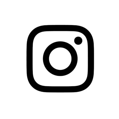 Instagram - Vector Social Media icons Basic Collection