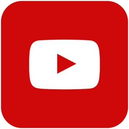 Youtube - Red social Media Icons