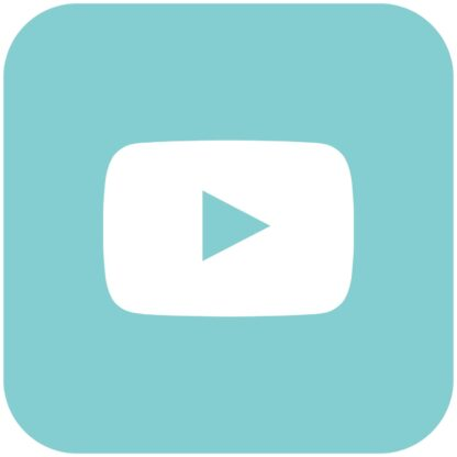 Youtube - Aqua Splash icons