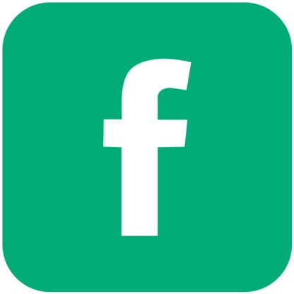 Facebook mint icon
