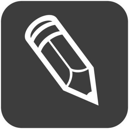 livejournal dark gray social media icon