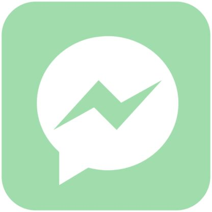 messenger - social media icon