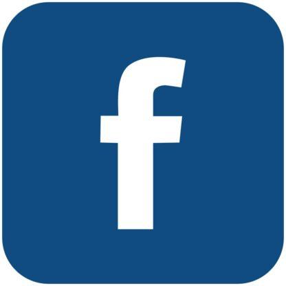 Facebook - Classic Blue Icon Set